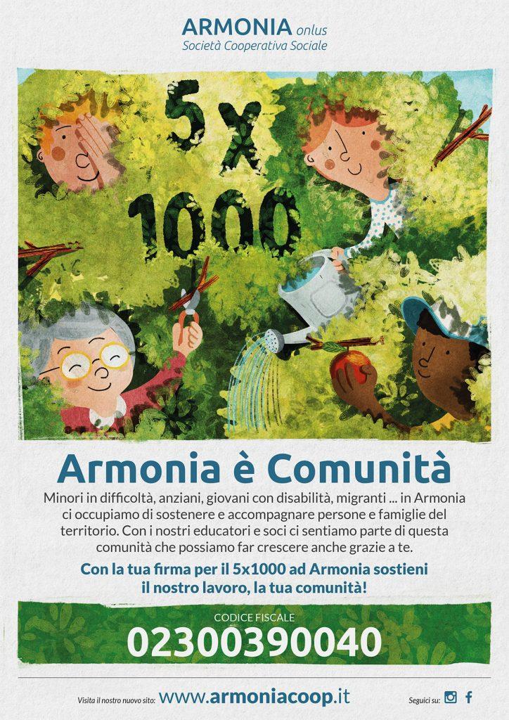 Armonia 5x1000