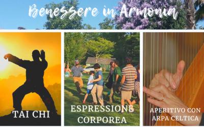 Benessere in Armonia: appuntamento a sostegno della Cooperativa Armonia