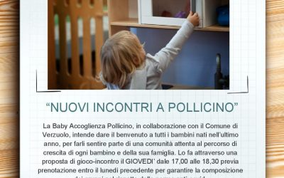 Nuovi Incontri a Pollicino